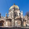 Eglise Royale Sainte-Marie, Schaarbeek, Brussels, Belgium