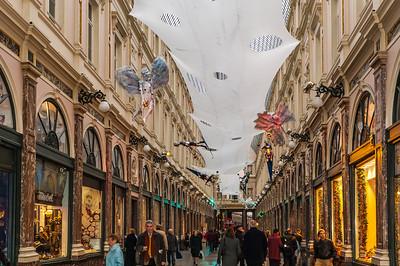 Pedestrian Shopping Mall