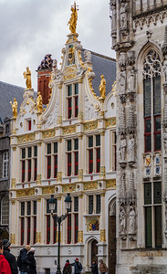 Hall of Justice - Bruges