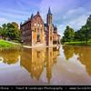 Europe - Belgium - Flanders - Bazel - Wissekerke Castle - Kasteel Wissekerke