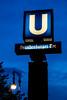 Brandenburger Tor U-Bahn