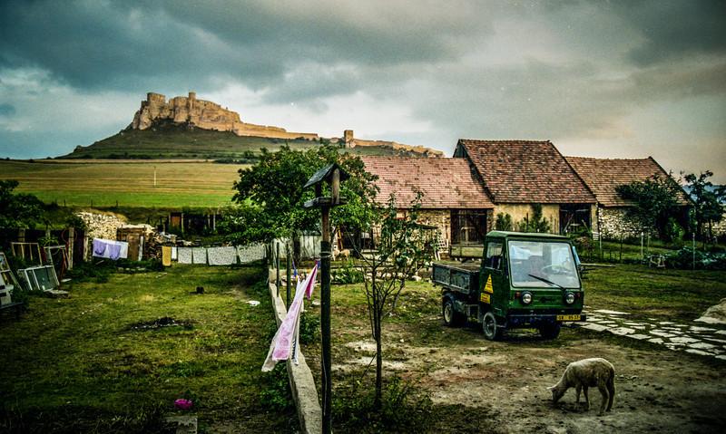Spišské Podhradie, Slovakia<br /> Spiš Castle.