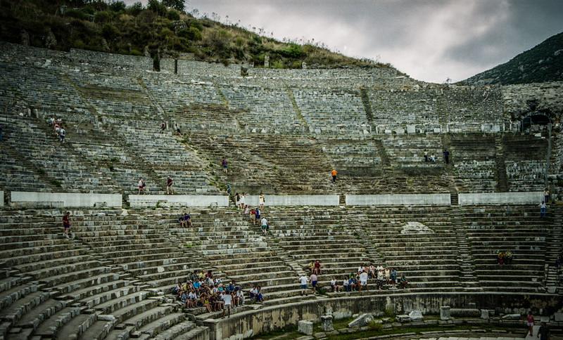 Selçuk, Turkey<br /> Ephesus.