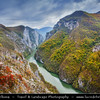 Europe - Bosnia and Herzegovina - Lim river canyon - Kanjon rijeke Lim