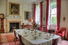 Dyrham Park dining room. HDR.