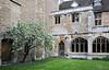 Lacock Abbey cloister 1