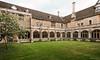 Lacock Abbey cloister 2