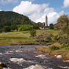 Round tower, Glendalough