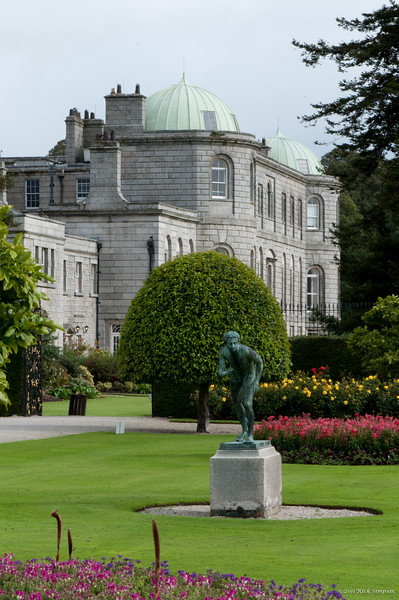 Powerscourt Estate, County Wicklow, Ireland