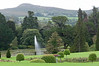 Formal garden of Powerscourt Estate, County Wicklow, Ireland