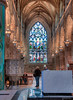 Nave, St Giles' Cathedral, Edinburgh, Scotland