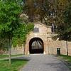 Entrance to Hrad Špilberk (Spilberk Castle)