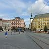 Brno, Náměstí Svobody (Svobody Square)