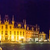 Panorama from the Bruges Market Place
