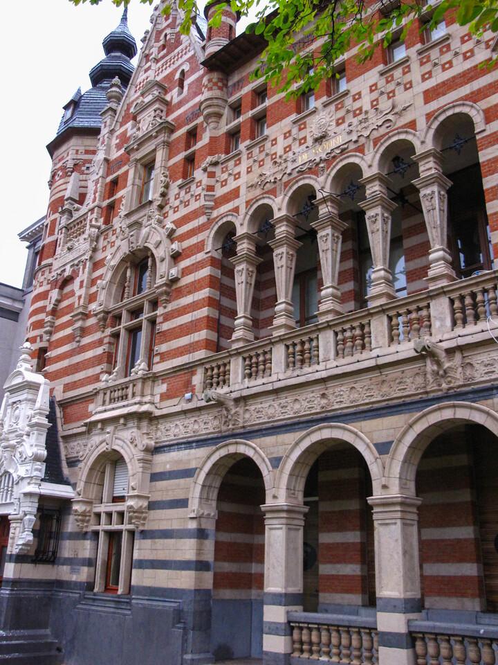 Antwerp.