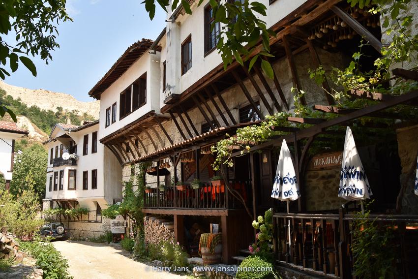 Melnik village