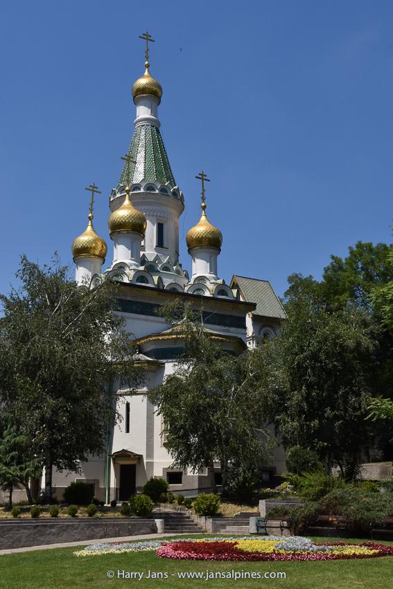 The Russian Church, Saint Nicholas Church