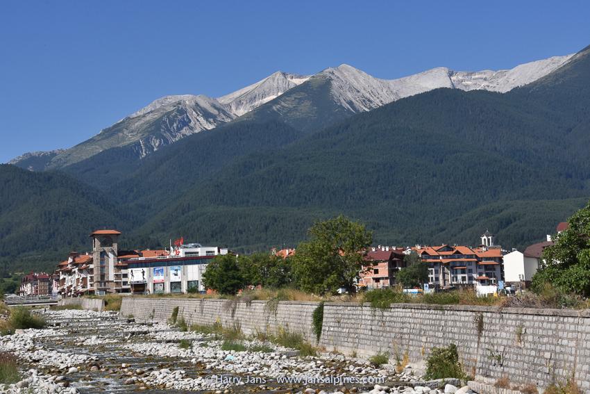 Pirin Mountains,  Bansko, 980m