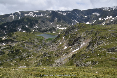 "view area ""The Seven Rila Lakes"""