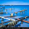 Eastern Europe - Bulgaria - България - Burgas Province - Ahtopol - Ахтопол - Seaside town set on a small rocky peninsula & summer resort on the southern Bulgarian Black Sea Coast