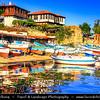 Eastern Europe - Bulgaria - България - Burgas Province - Nesebar - Nessebar - Nesebur - Несебър - Ancient town & one of the major seaside resorts on the Bulgarian Black Sea Coast - Pearl of the Black Sea - UNESCO World Heritage Site