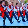 Eastern Europe - Bulgaria - България - Burgas Province - Nesebar - Nessebar - Nesebur - Несебър - Ancient town & one of the major seaside resorts on the Bulgarian Black Sea Coast - Pearl of the Black Sea - UNESCO World Heritage Site - Traditional Folk Dance Performance
