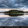 Eastern Europe - Bulgaria - България - Smolyan Province - Western Rhodope Mountains - Shiroka Polyana lake