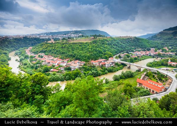 Eastern Europe - Bulgaria - България - Veliko Tarnovo -