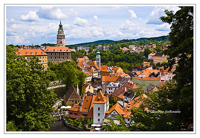 Cesky Krumlov is located in the Southwestern region of the Czech Republic.