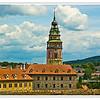 Cesky Krumlov is located in the Southwestern region of the Czech Republic.