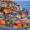Manarola,Cinque Terre, Liguria,Italy