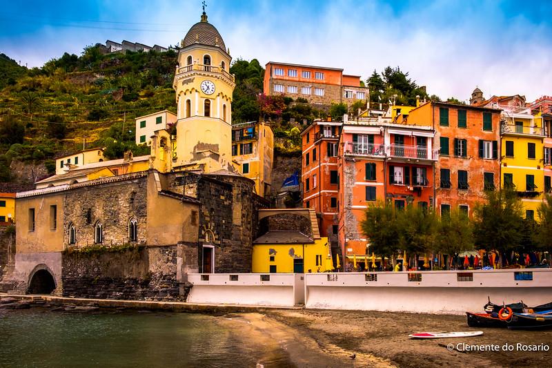Cinque Terre, Liguria Coast, Italy