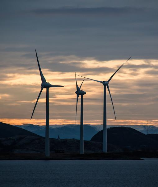 Vallersund Windmills