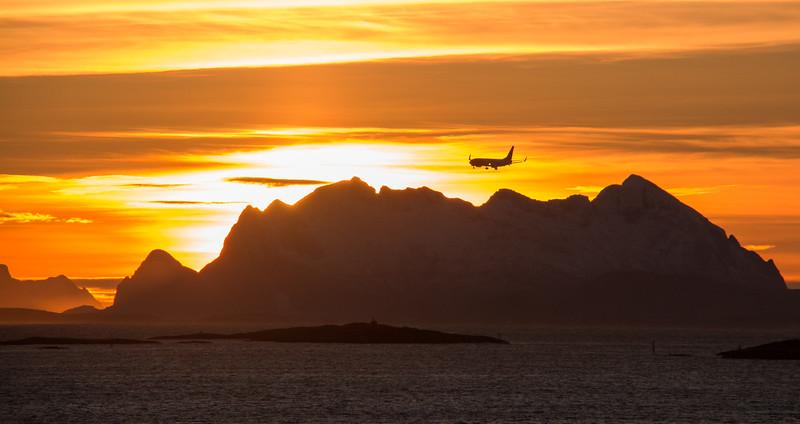 Leaving Bodø