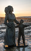 Children of the Earth, Peace Monument, Nordkapp