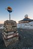 Midnight Sun Monument, Nordkapp