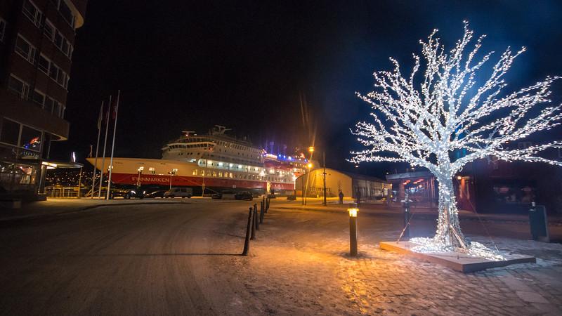 Finnmarken in Tromsø