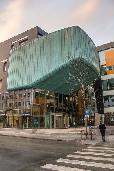 Trondheim Architecture