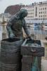 Fishworker statue, Ålesund