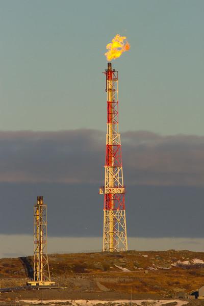 Melkoya LNG Plant