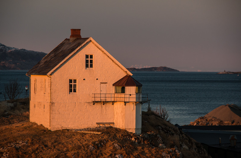 Nyholmen Lighthouse