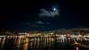 Moon over Kjøllefjord