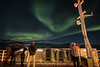 Aurora over Grotsundet