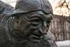 Statue of Hjalmar Andersen