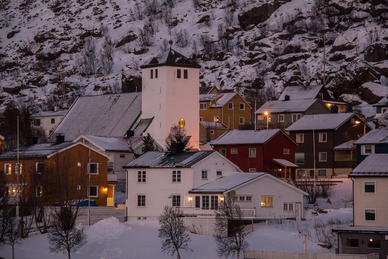 Øksfjord Kirke