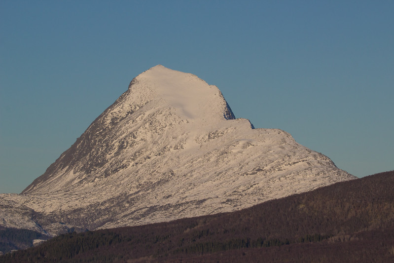Mountain near Nesna