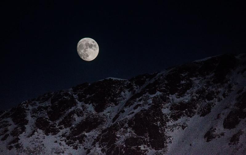 Raftsundet Moon