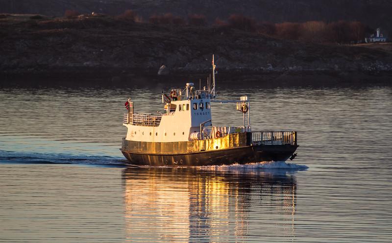 Bronnoysund Local Ferry