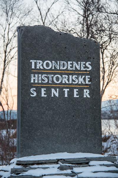 Trondenes Historic Centre