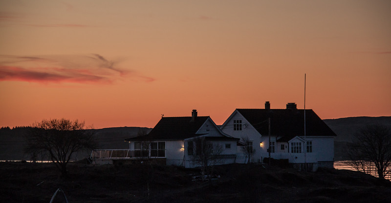 House at Bronnoysund